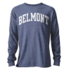 BELMONT LONG SLEEVE TWISTED TEE