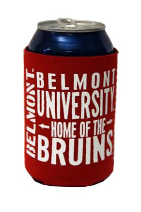 Image For CAN COOLER- RED BRUIN