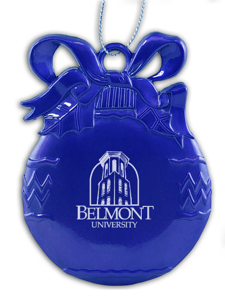 Image For ORNAMENT-BLUE TOWER BULB