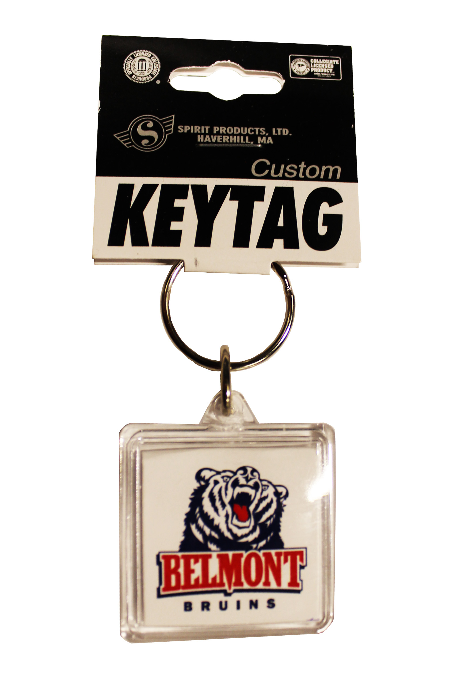 Image For KEYCHAIN- BRUIN HEAD