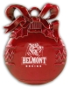 Image for ORNAMENT- RED BULB BRUIN