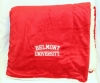 Image for SHERPA LINED BLANKET- RED