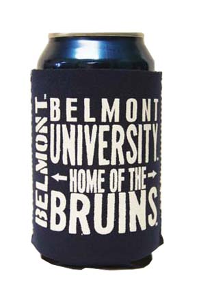 Image For CAN COOLER- NAVY BRUIN