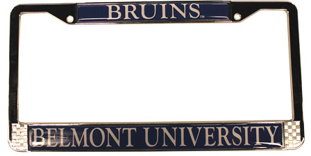 Image For LICENSE TAG- BRUIN
