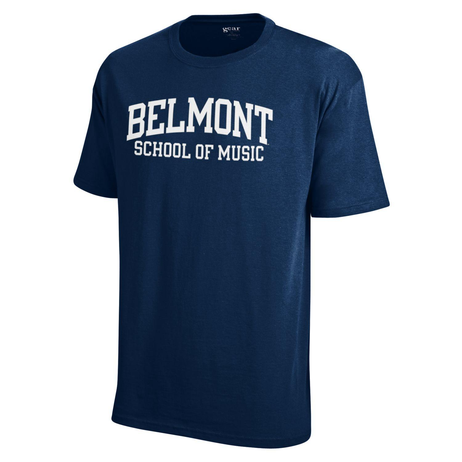 Image For SCHOOL OF MUSIC TEE