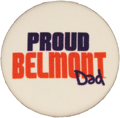 Image For BUTTON- BELMONT DAD