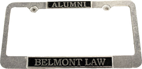 Cover Image For LAW ALUMNI PLATE
