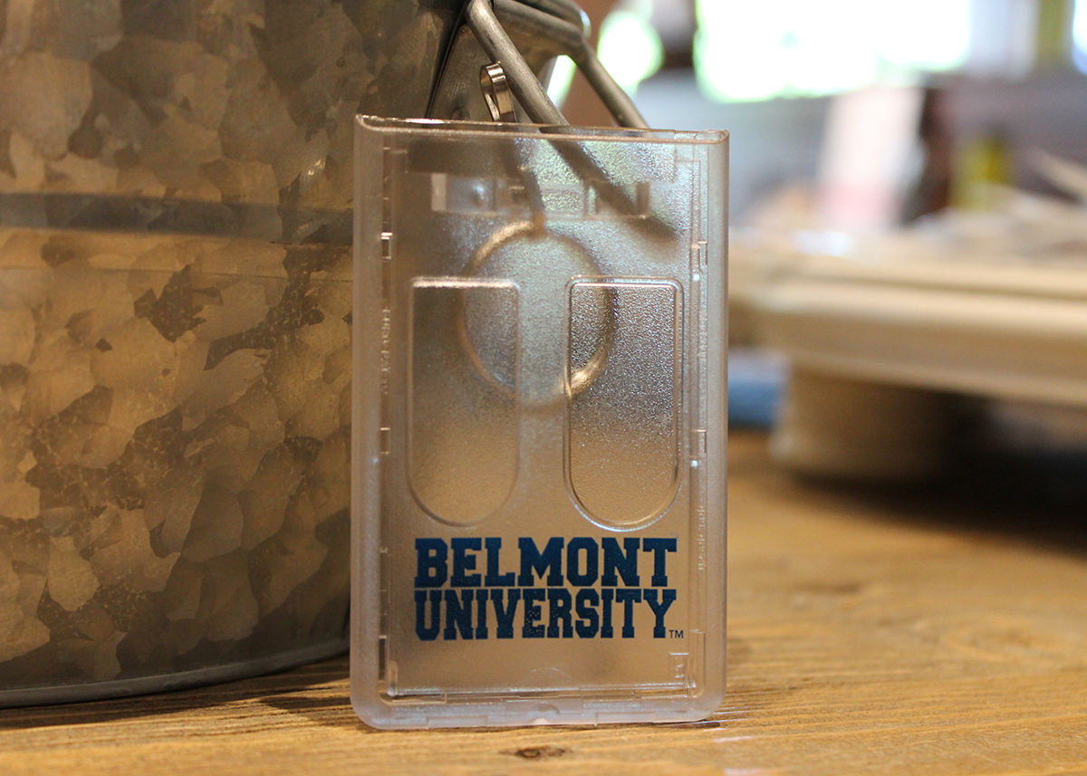 Image For BELMONT ID CARD HOLDER