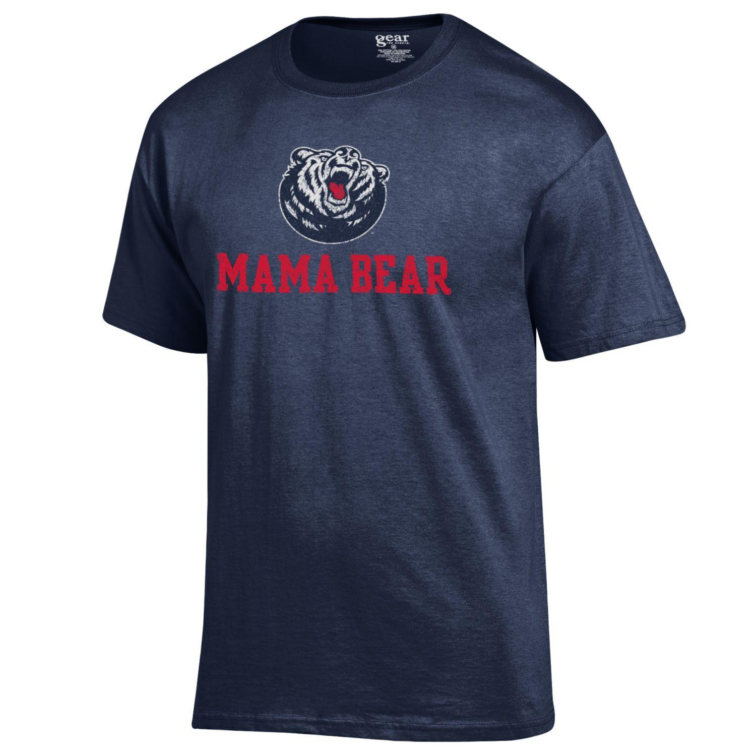 Image For GEAR MAMA BEAR TEE