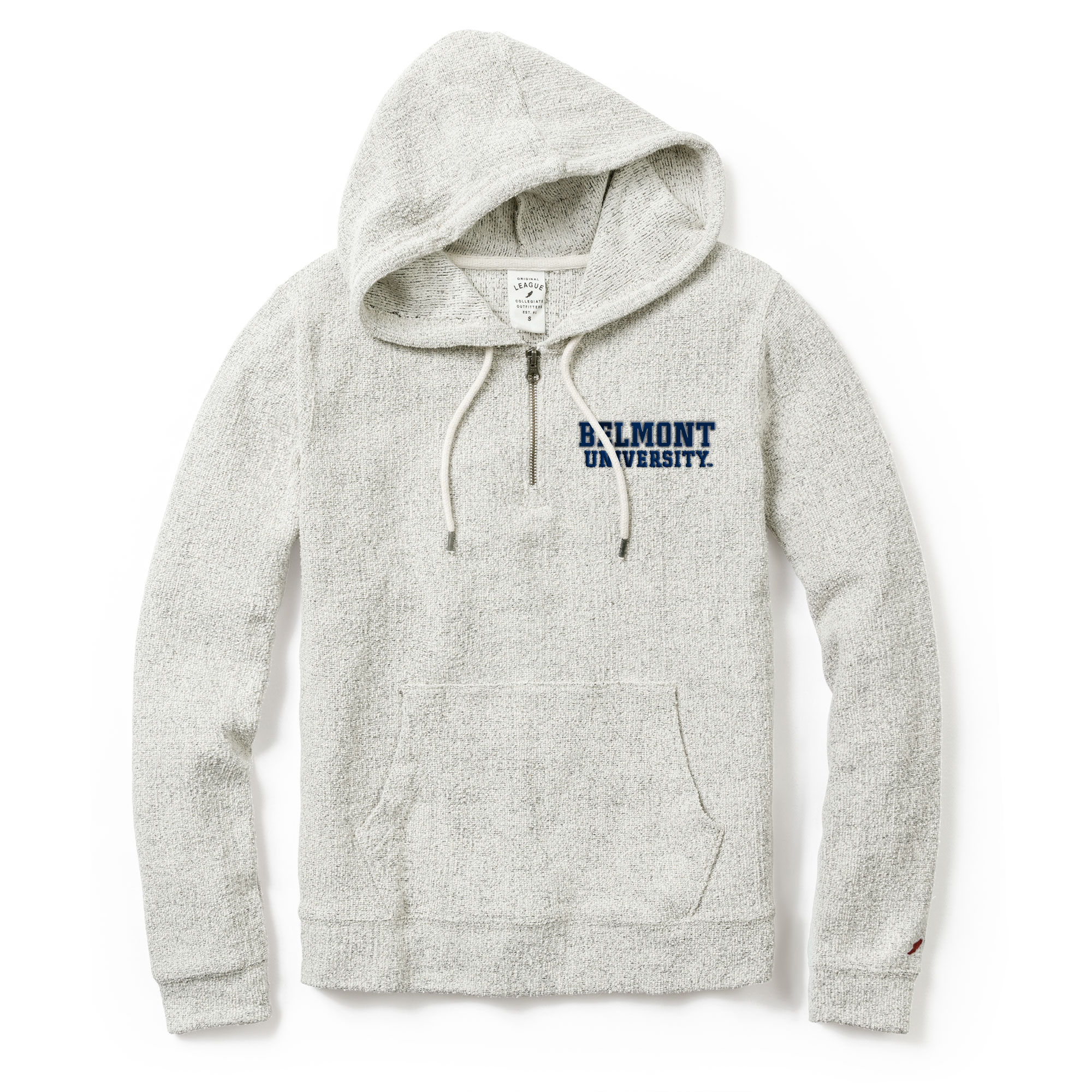 Image For LEAGUE ELIS HOODED 1/4 ZIP