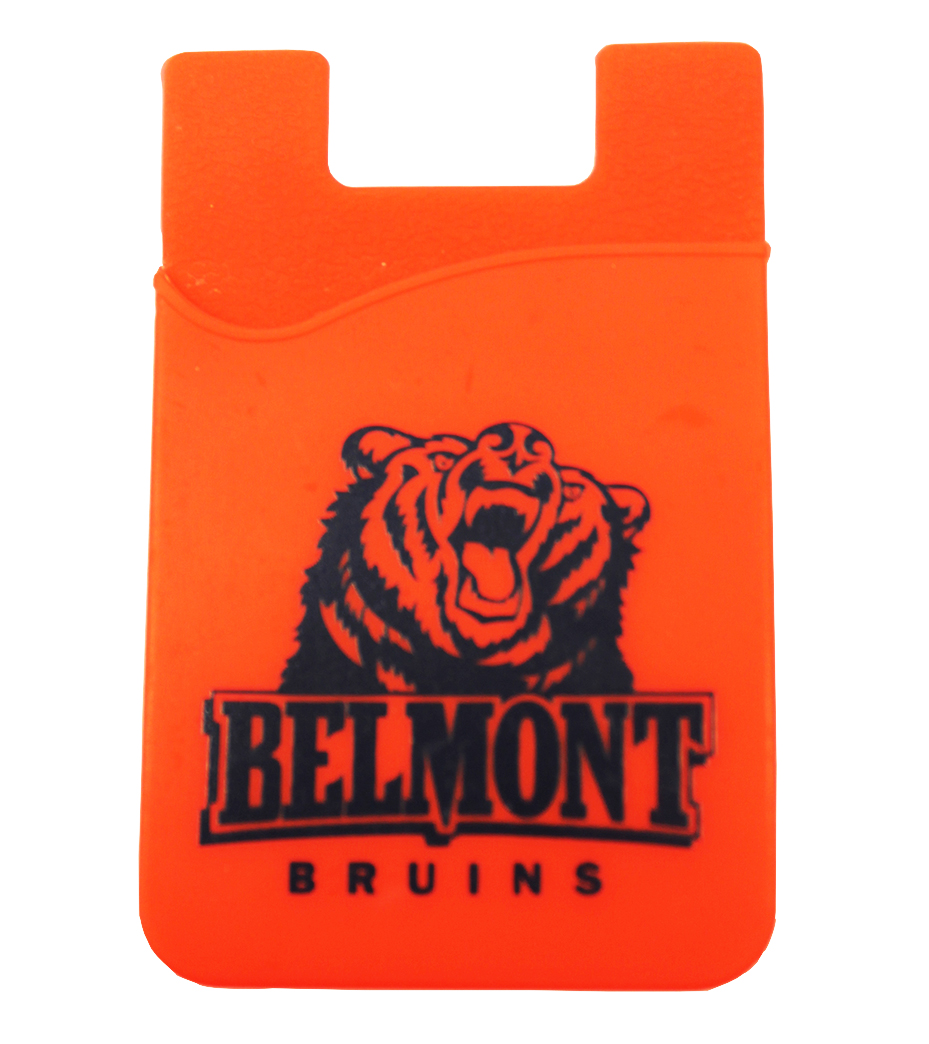 Image For CELL PHONE WALLET-RED BRUIN