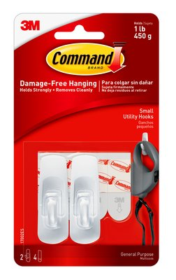 Image For COMMAND UTILITY HOOK- SMALL