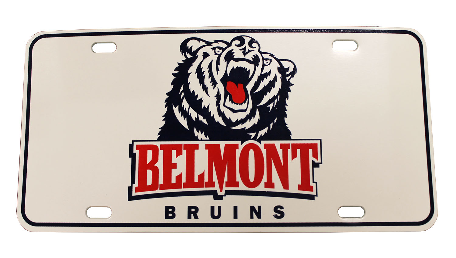 Image For DCA LICENSE PLATE-BRUIN