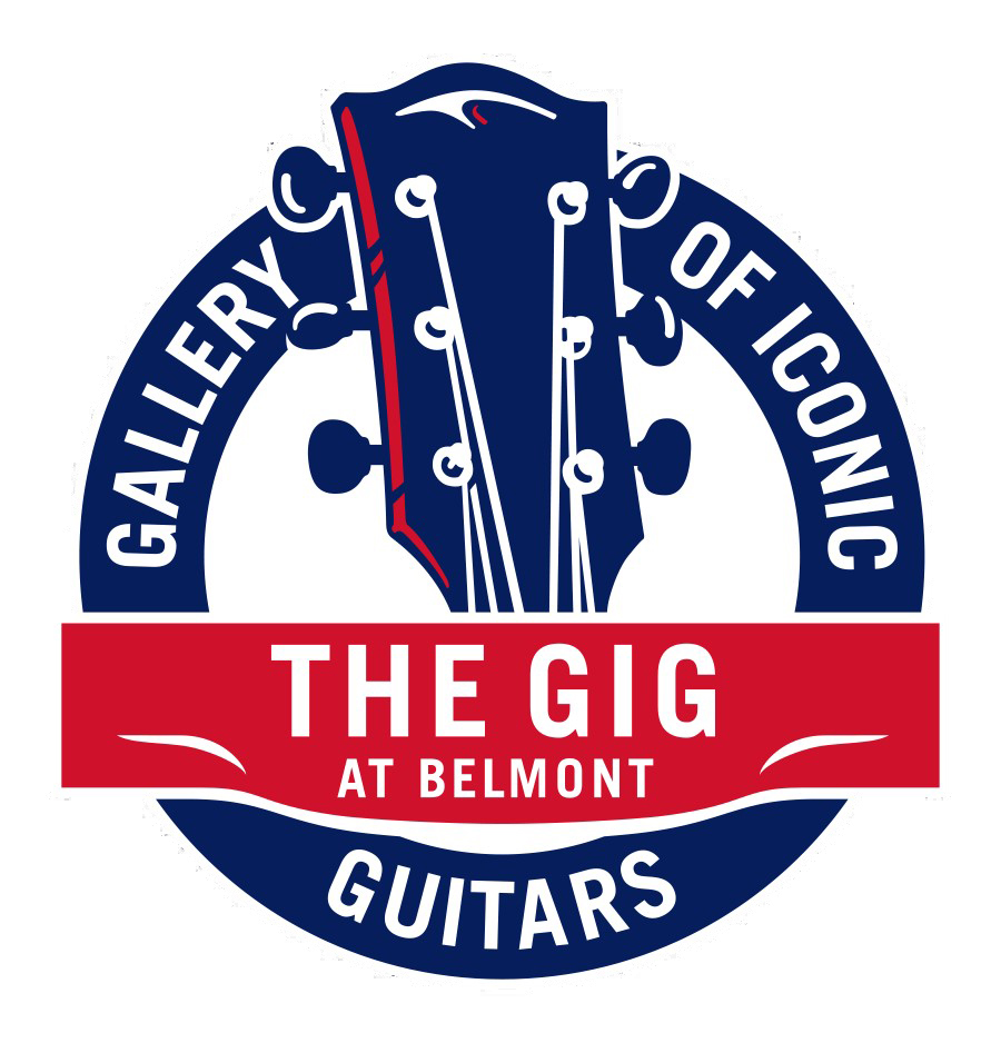 Image For STICKER-GALLERY OF ICONIC GUITARS