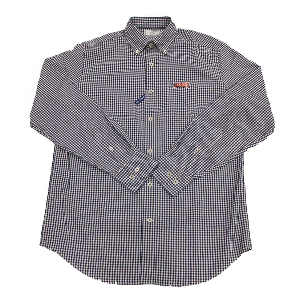 Image For SOUTHERN TIDE GAME DAY GINGHAM L/S