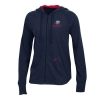 Image for UNDER ARMOUR TRI-BLEND HOODED F/Z