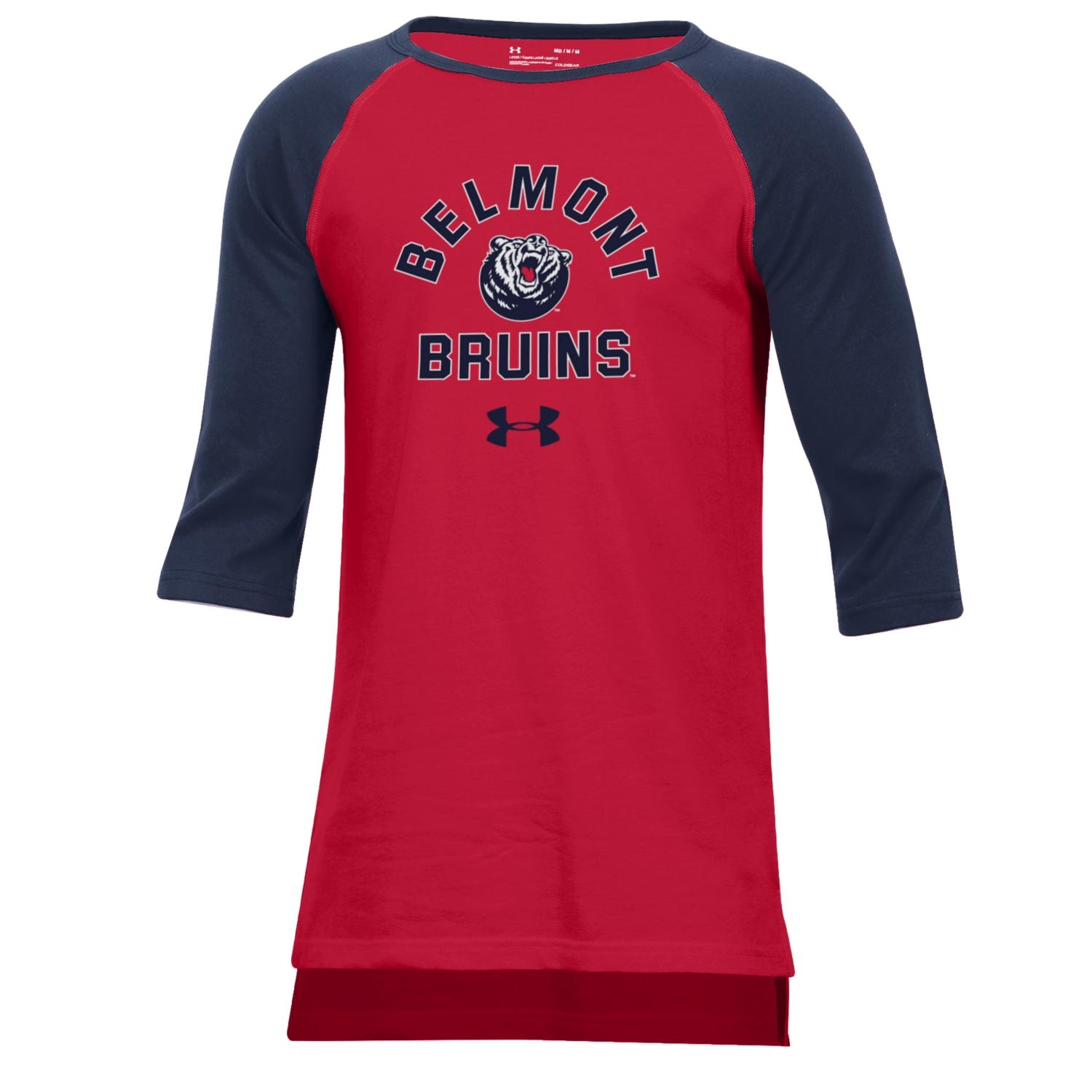 Image For YOUTH UNDER ARMOUR BASEBALL TEE