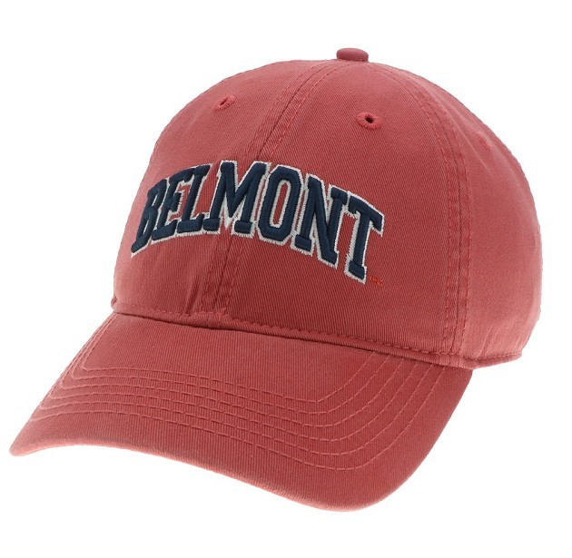 Image For NANTUCKET RED TWILL BELMONT CAP