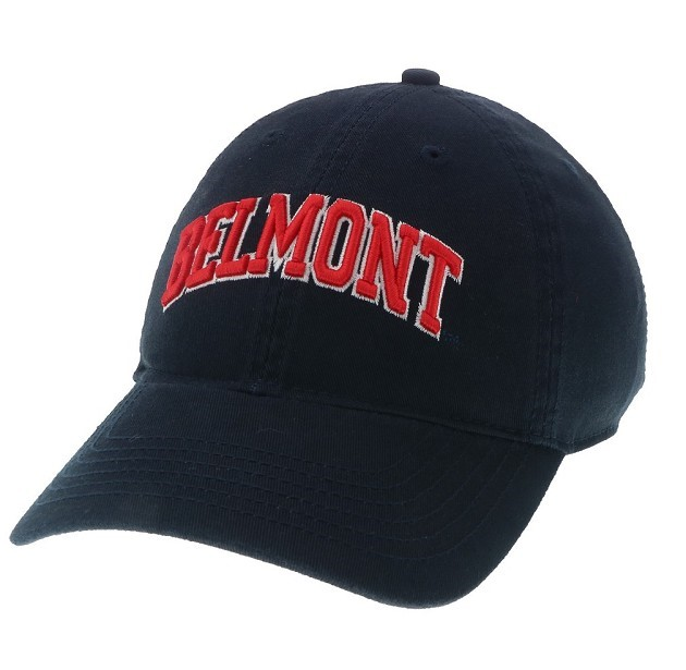 Image For NAVY TWILL BELMONT CAP
