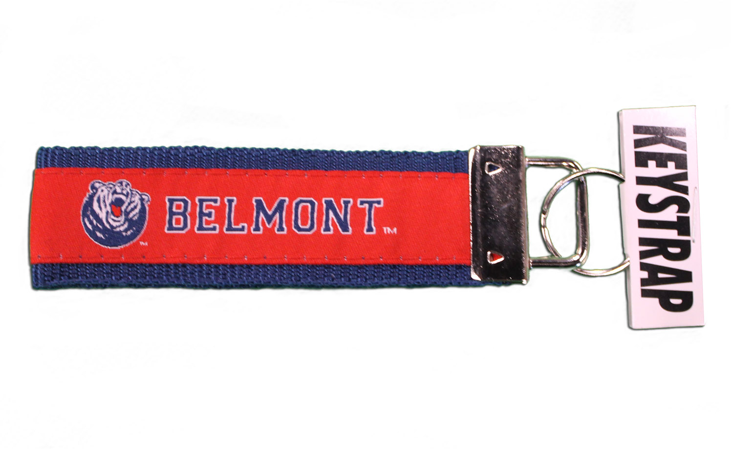 Image For KEY STRAP- RED BRUIN