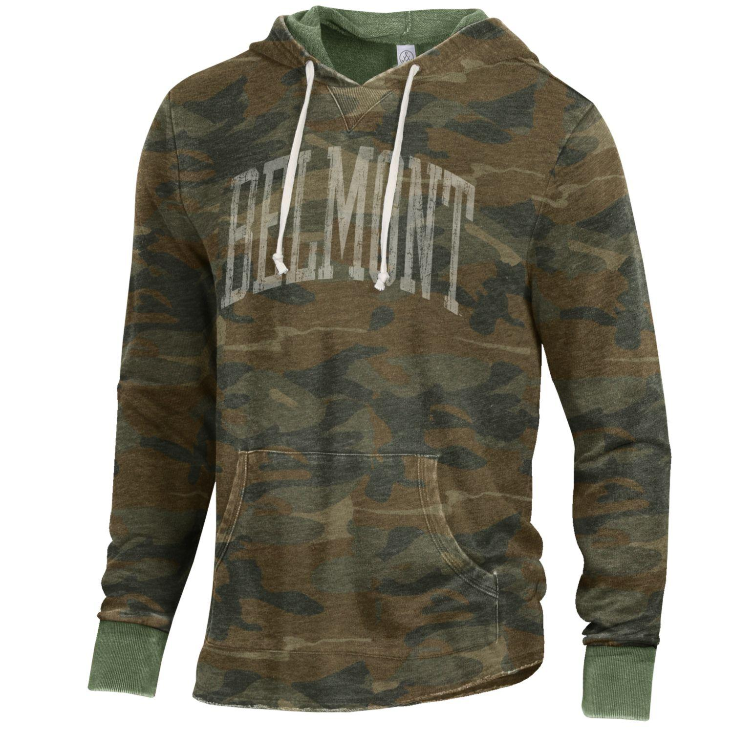 a7994d1996f ALTERNATIVE APPAREL CAMO HOODIE