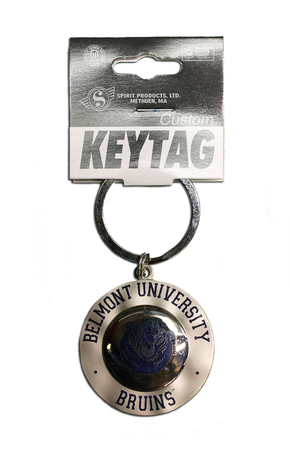 Image For KEYCHAIN- BRUIN