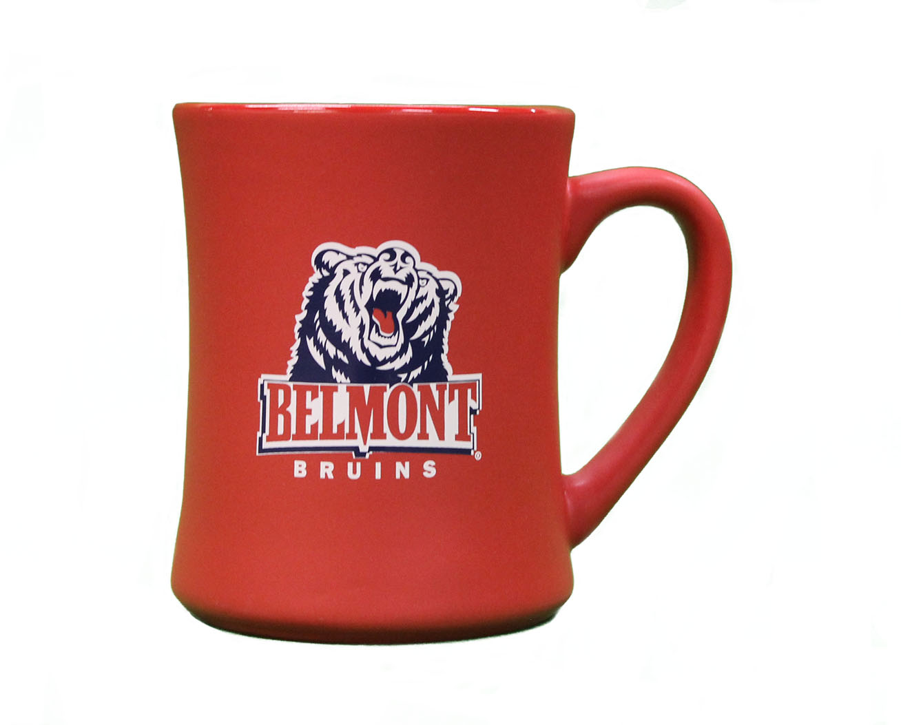 Image For DINER MUG- RED BRUIN