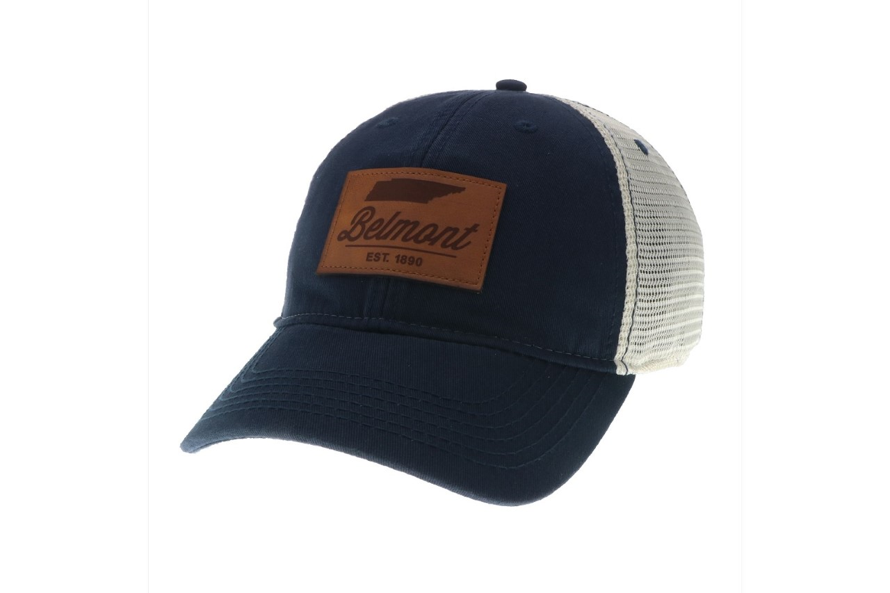 Cover Image For LEGACY LEATHER PATCH TRUCKER