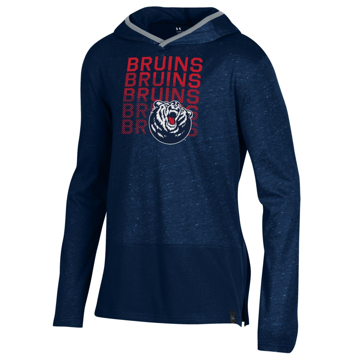 Cover Image For UNDER ARMOUR YOUTH HOODED L/S