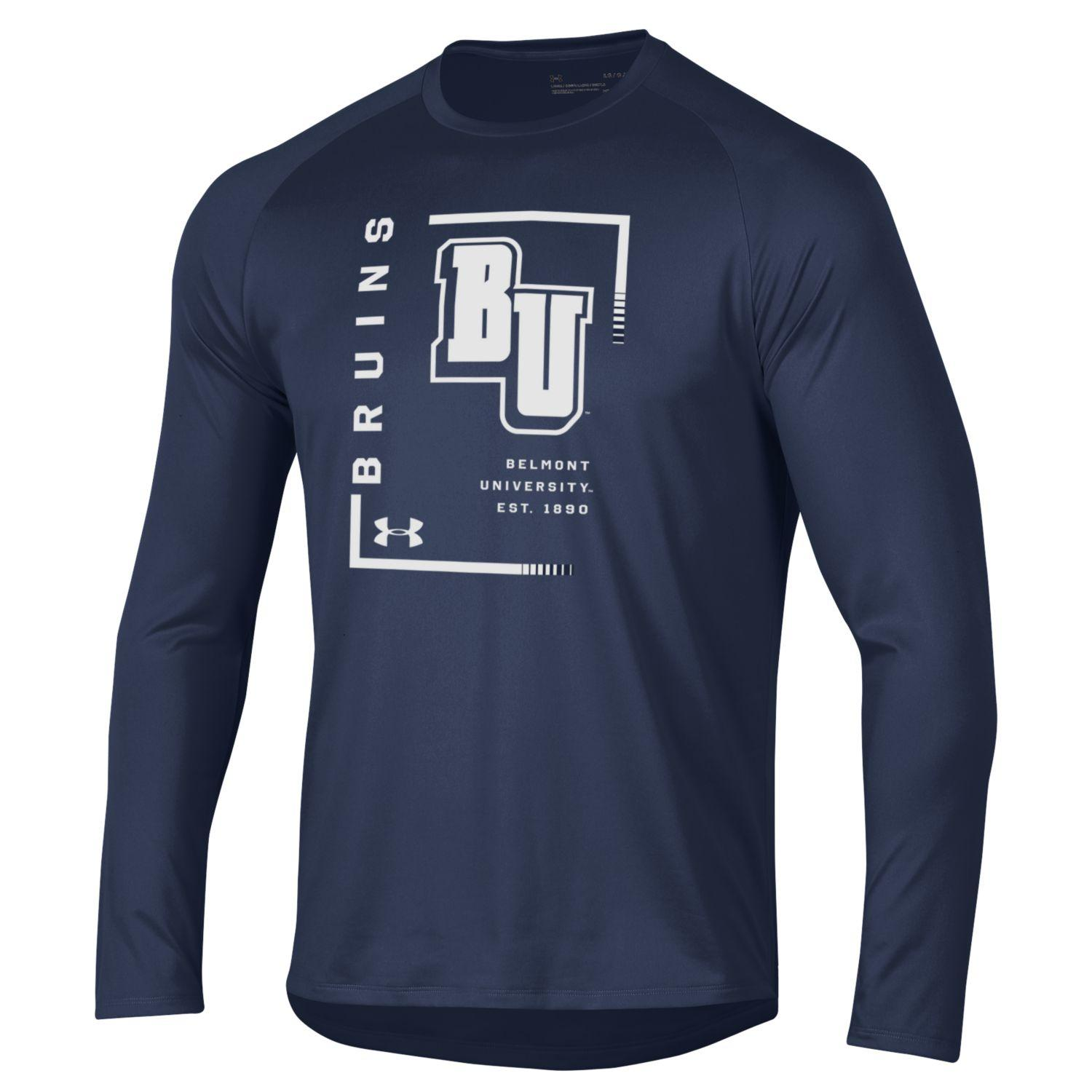 Image For UNDER ARMOUR TECH L/S