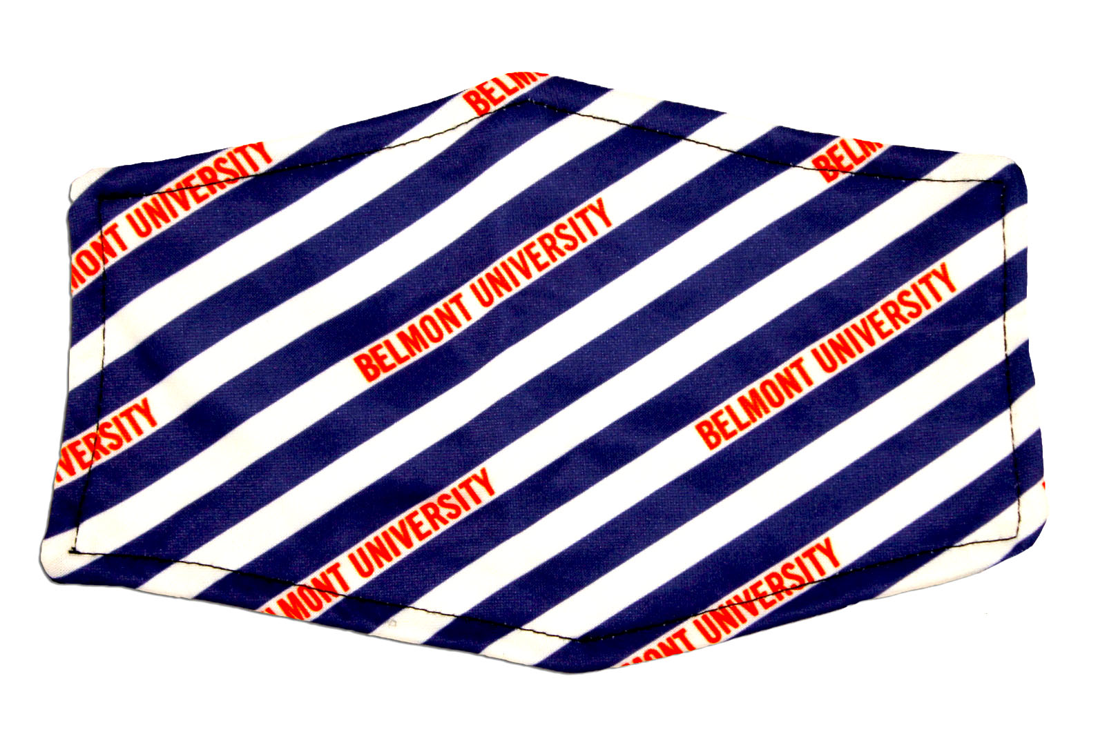 Image For FACE MASK-STRIPE (NAVY/WHITE)
