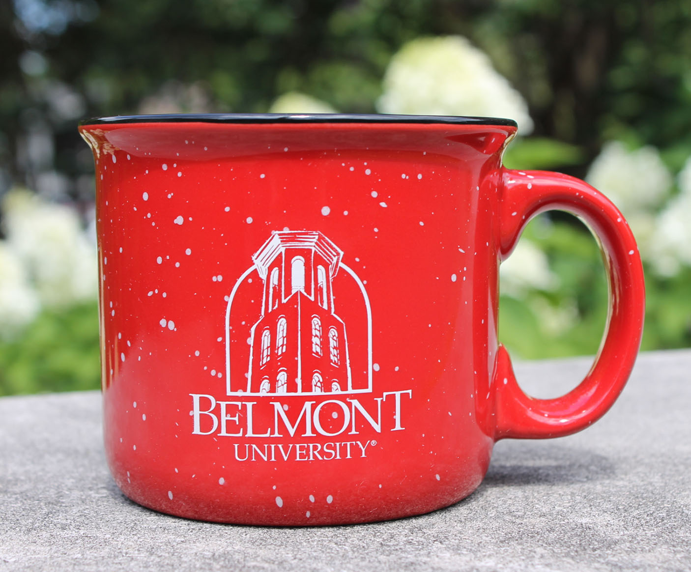 Image For BELMONT CAMPER MUG-RED