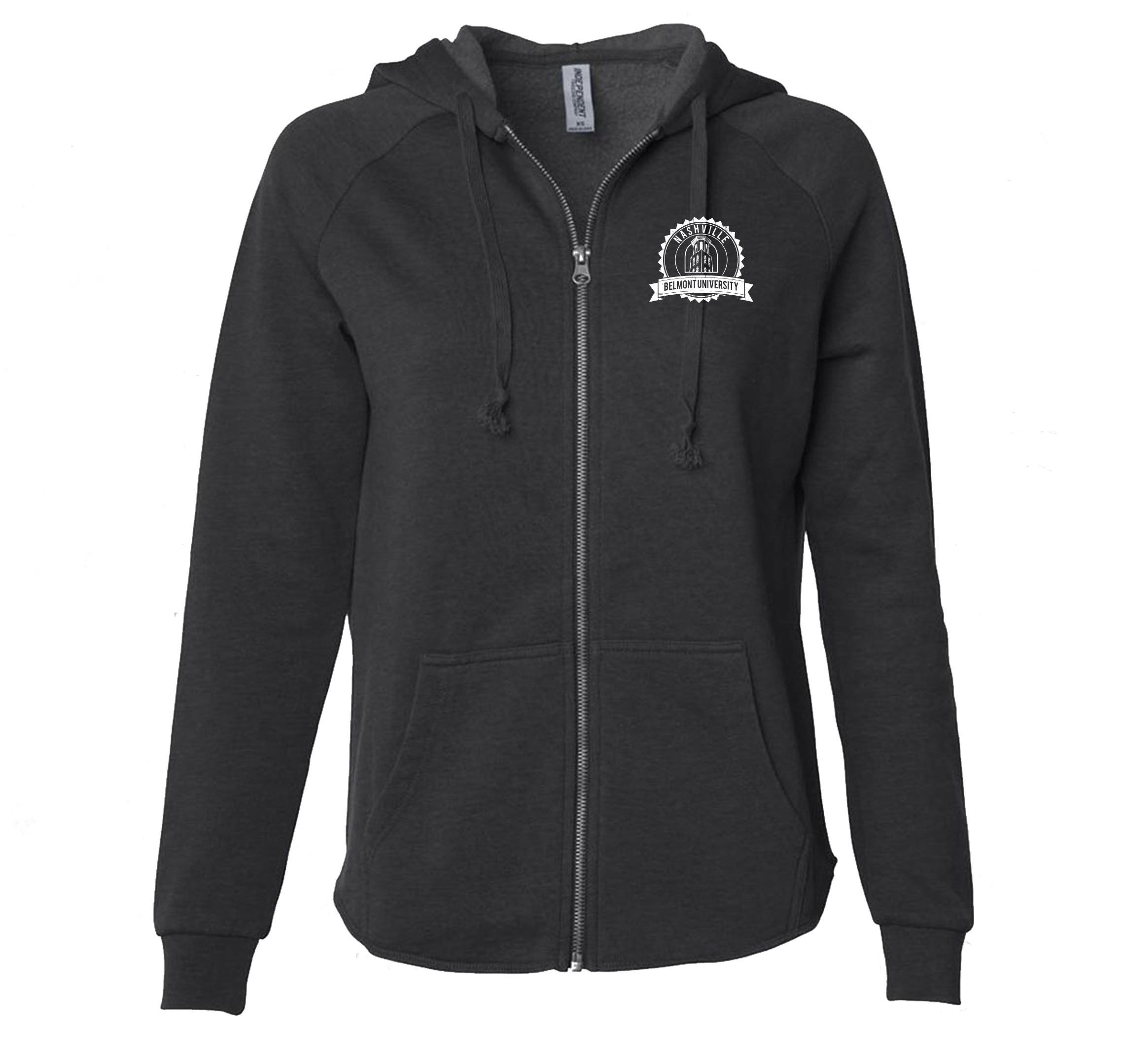 Image For BELMONT F/Z HOODIE (8554)