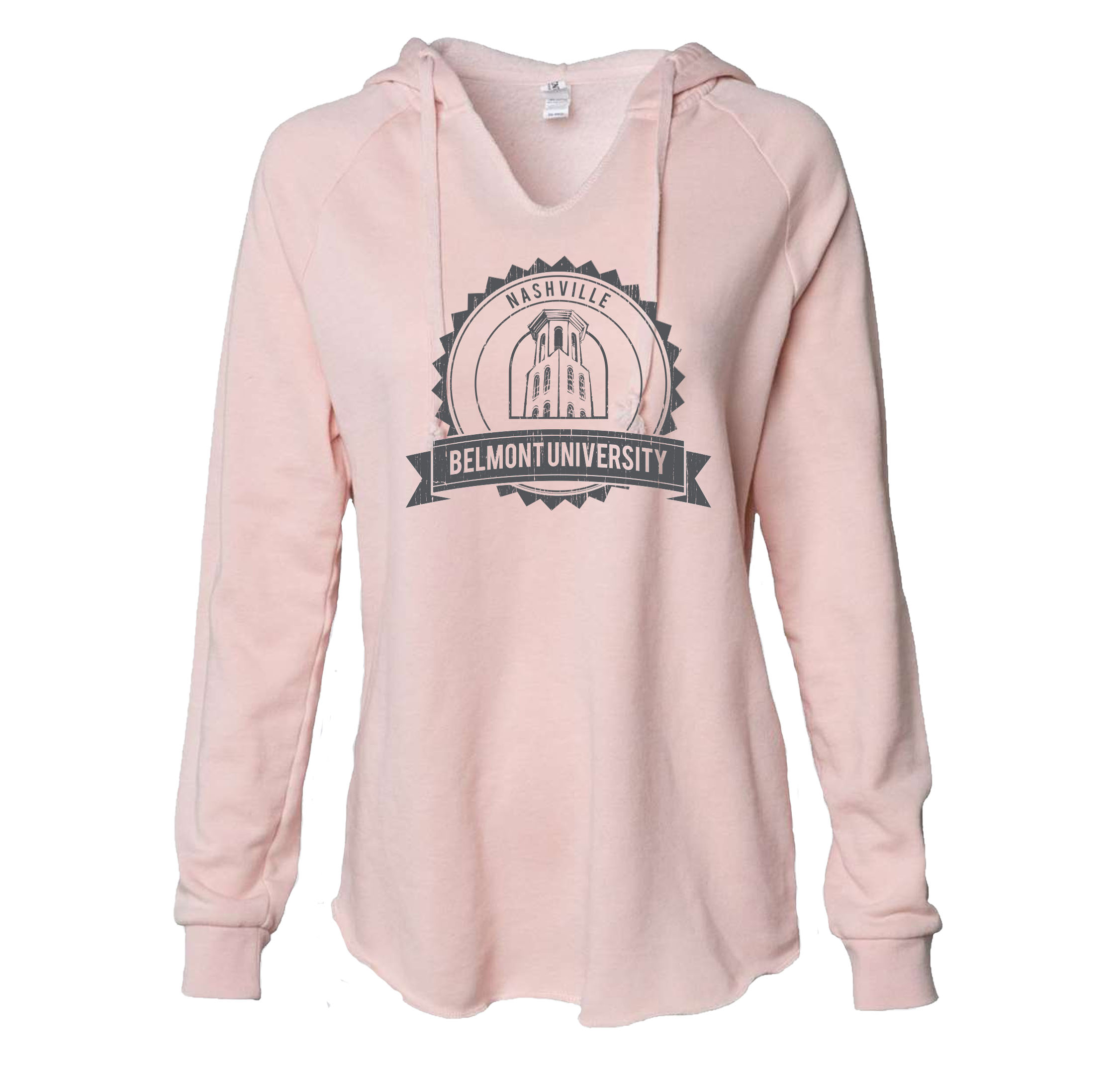 Image For BELMONT MISSY HOODIE (8552)