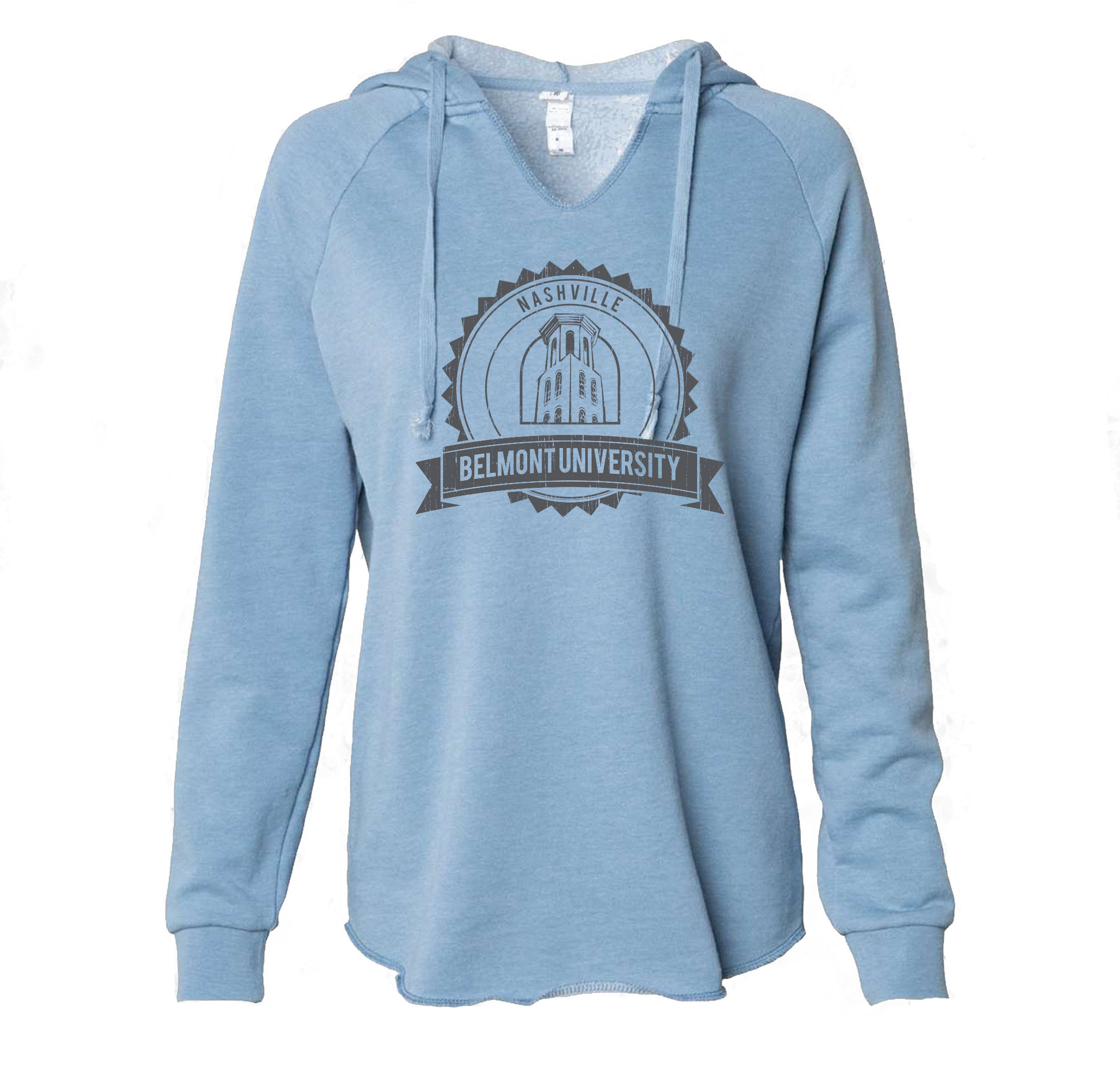 Image For BELMONT MISSY HOODIE (8553)