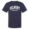 Image for BELMONT ATHLETICS TEE (5850)