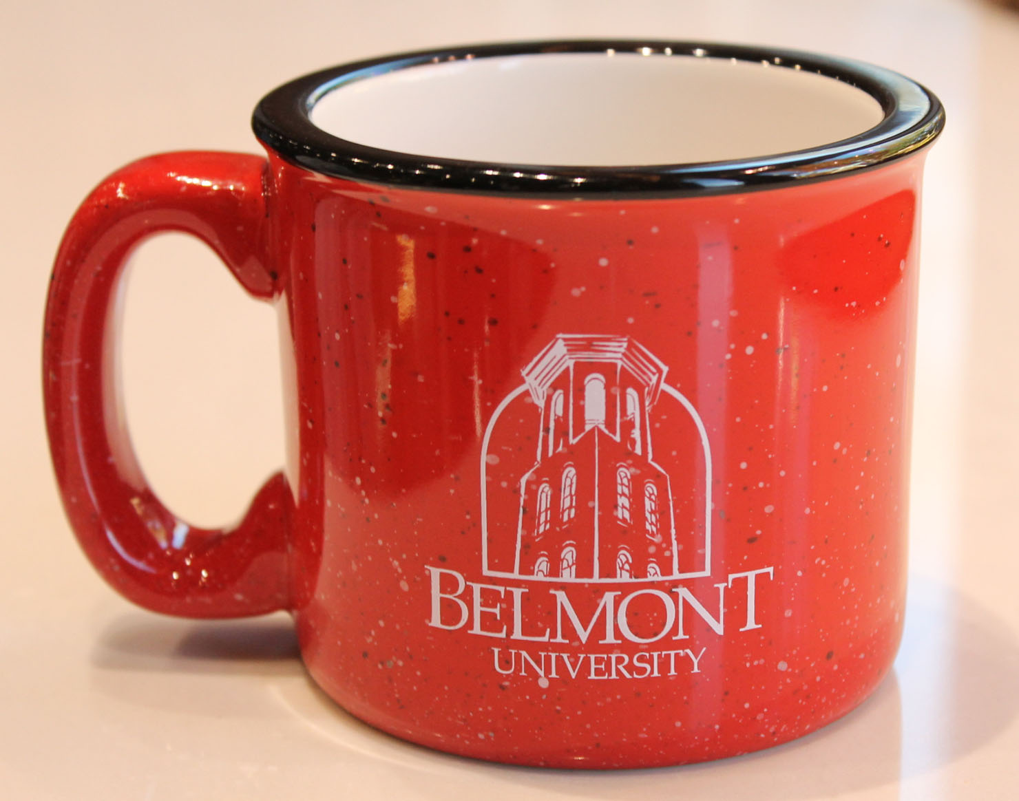 Image For BELMONT CAMPFIRE MUG-RED