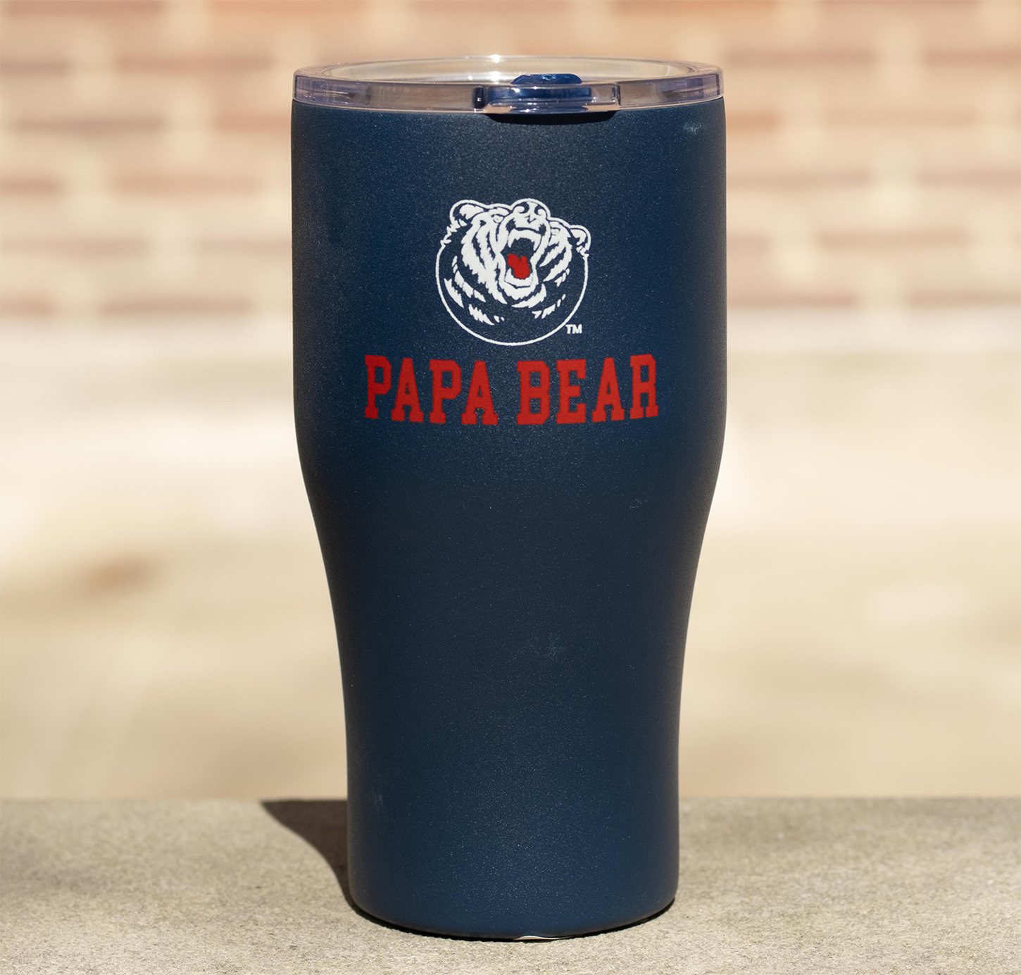 Image For PAPA BEAR TUMBLER