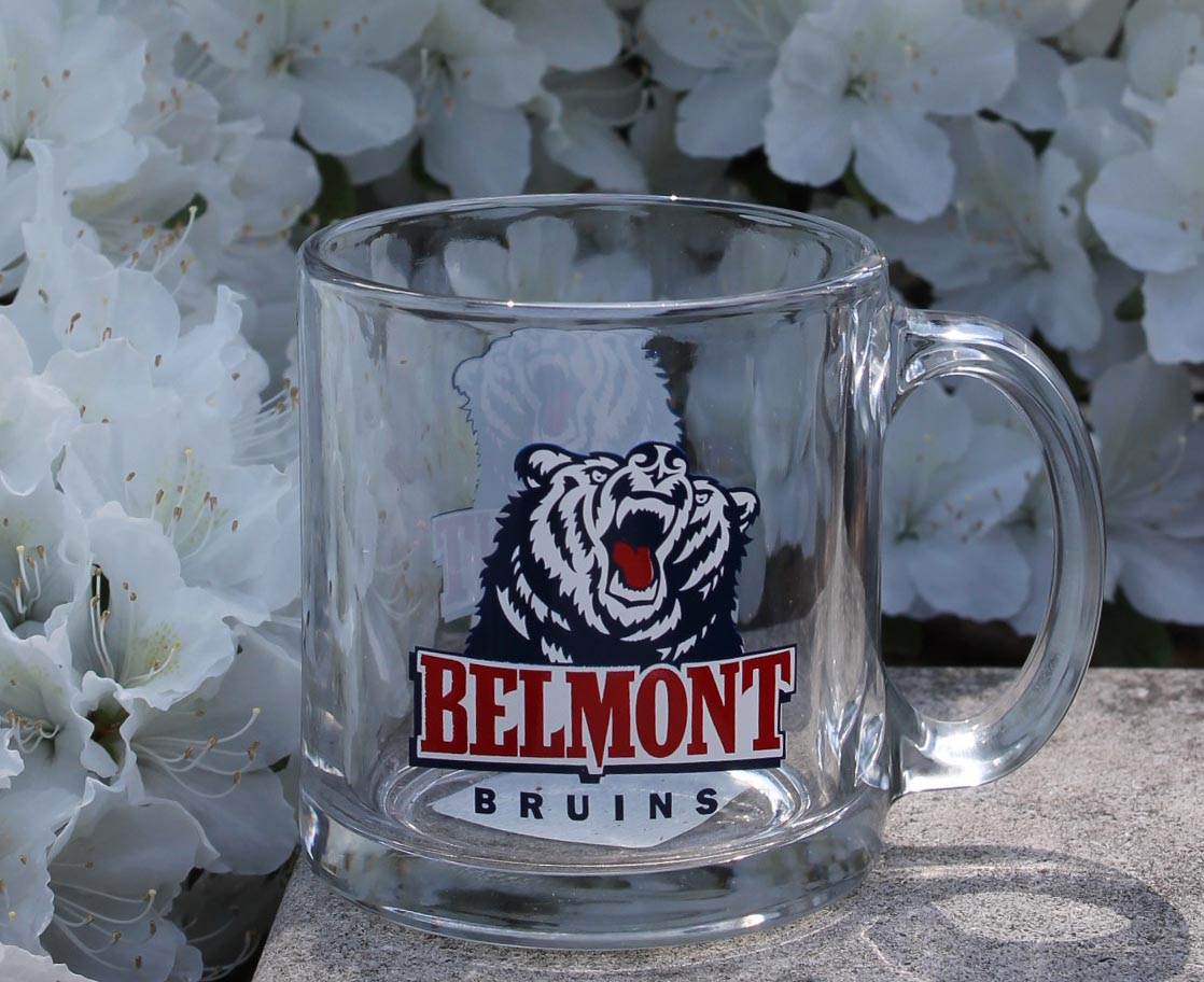 Image For BRUIN GLASS MUG