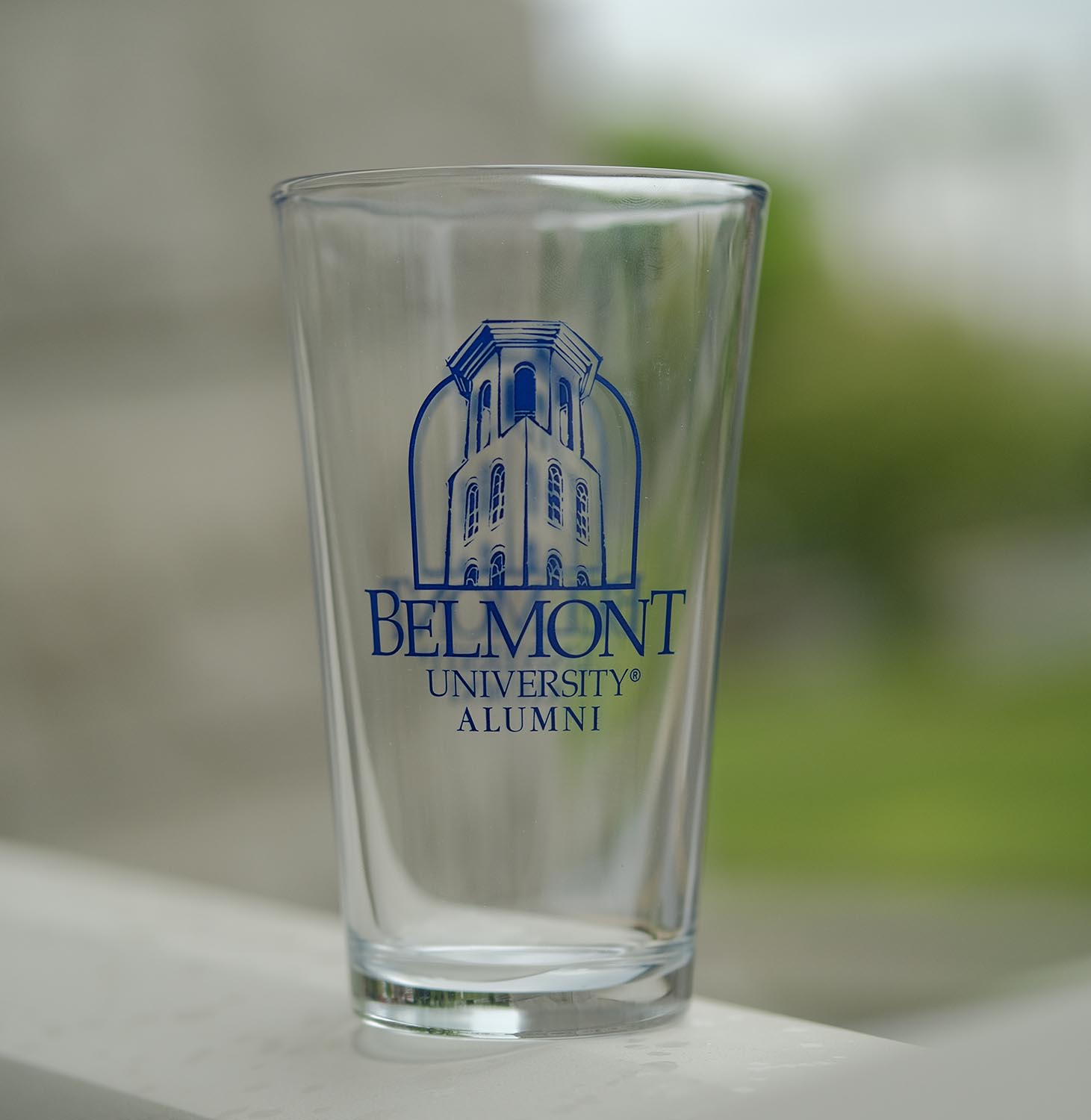 Image For TOWER ALUMNI GLASS-16 OZ
