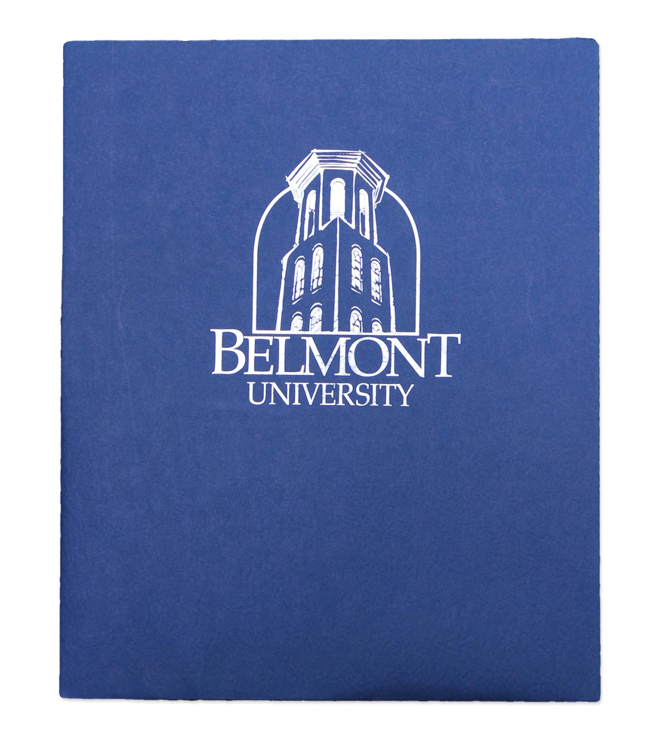 Image For BELMONT FOLDER NAVY