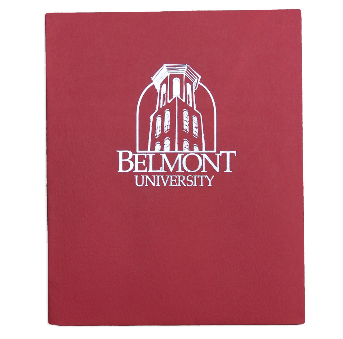 Image For BELMONT FOLDER-RED
